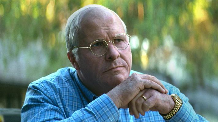 """Christian Bale reaparece en público tras perder varios kilos que ganó para protagonizar """"El Vicepresidente"""""""