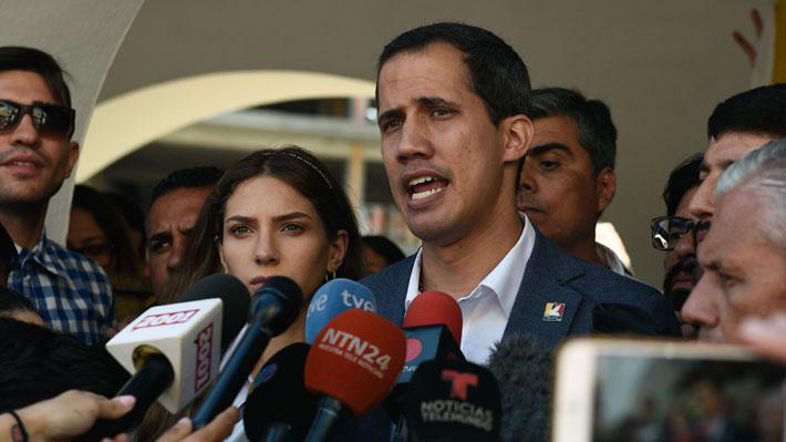 Contraloría de Venezuela abre investigación patrimonial contra líder opositor Juan Guaidó