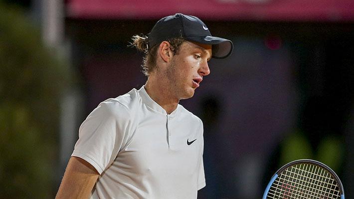 Jarry comete demasiados errores, nuevamente cae de sorpresa y se despide en primera ronda del ATP de Buenos Aires