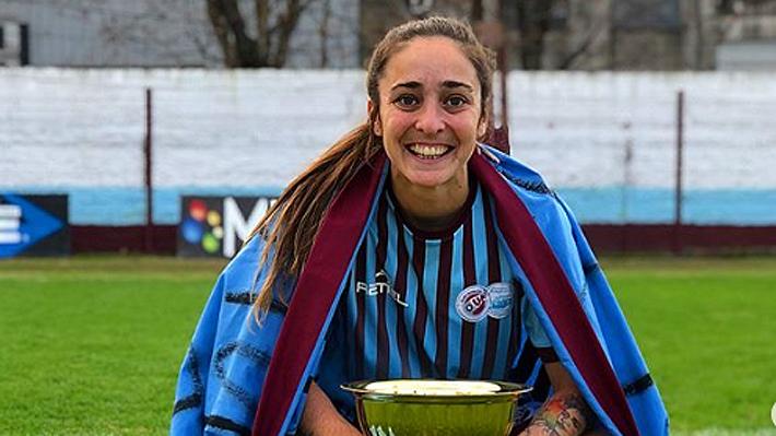 """Grave amenaza contra jugadora que encabeza la lucha por el fútbol femenino en Argentina: """"Vas a morir muy pronto"""""""
