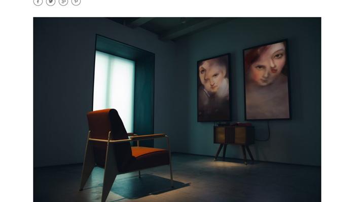 Subastarán una máquina que crea constantemente retratos nuevos a partir de inteligencia artificial