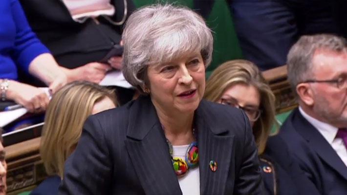 May llama a la calma y afirma que es posible alcanzar un acuerdo para el Brexit antes del 29 de marzo