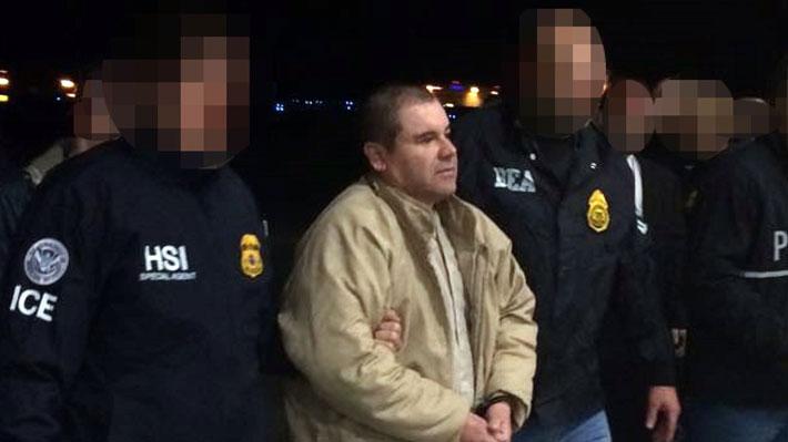 """Jurado declara culpable a """"El Chapo"""" Guzmán por narcotráfico y arriesga cadena perpetua"""