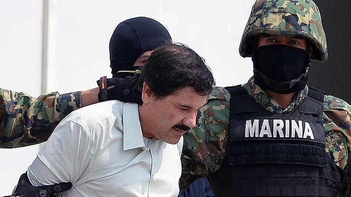 """Defensa mexicana de """"El Chapo"""" Guzmán pedirá nulidad de juicio a cortes internacionales"""