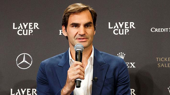 Federer confiesa qué lo motiva a seguir jugando a los 37 años y lo que más extraña hacer por dedicarse al tenis