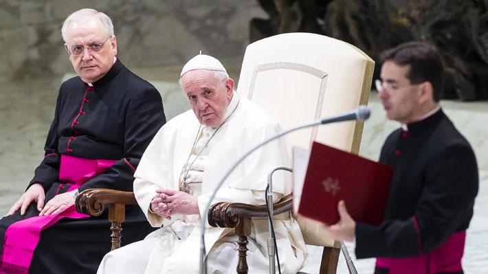 """Filtran carta del Papa a Maduro: """"Lo que se había acordado no fue seguido por gestos concretos"""""""
