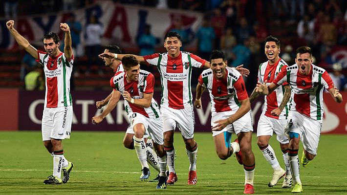 El posible rival de Palestino en la Libertadores y la zona en la que caería en caso de acceder a la fase de grupos