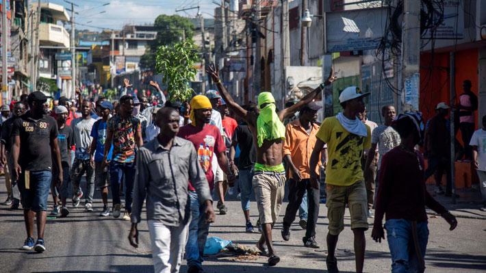 Manifestaciones en Haití: Las claves para entender el nuevo foco de la crisis en el país más pobre de América