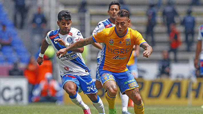 Eduardo Vargas tendría tentadora oferta para dejar México y partir a la MLS