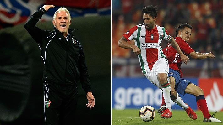 El sello de Basay y la influencia de Jiménez en un Palestino que pasó de salvarse del descenso a avanzar en la Libertadores