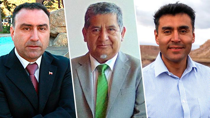 Calama, Cochrane y Camarones: Los alcaldes que han incomodado al Gobierno en medio de las emergencias