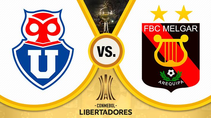 Revise el empate que dejó a la U eliminada de la Copa Libertadores