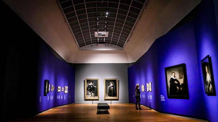 """Exhibición histórica a 350 años de la muerte de Rembrandt: """"Una exposición así no volverá a verse en esta generación"""""""