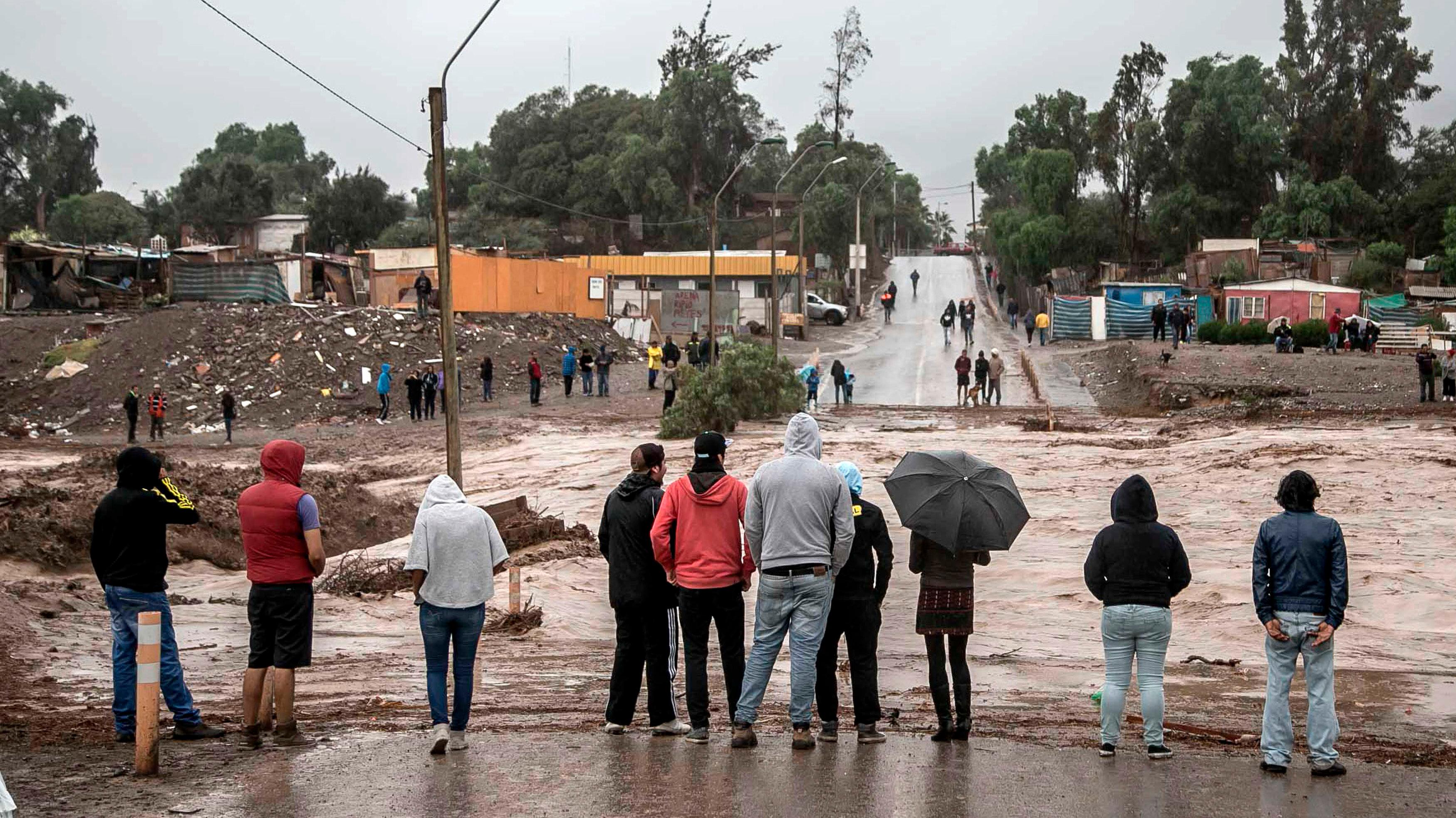Meteorología: Lluvias vuelven al norte y se espera hasta 34° en La Araucanía