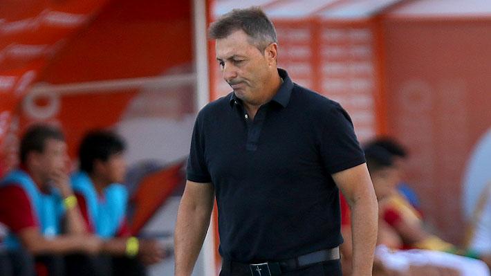 Tras eliminación en la Libertadores, Kudelka queda muy presionado y en un complejo escenario de cara al Torneo
