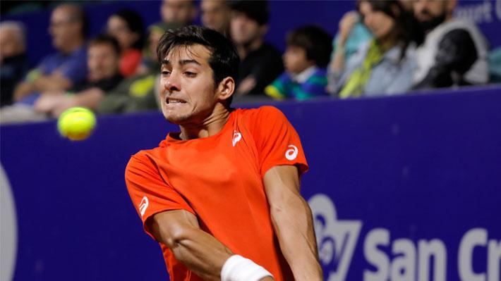 Garin batalló ante el 18° del mundo, pero aflojó en los momentos importantes y se despidió en la segunda ronda de Buenos Aires