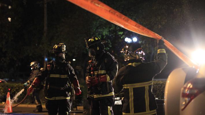 Más de 400 personas evacuadas por emergencia química en Graneros