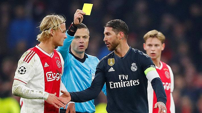 La confesión de Sergio Ramos que podría costarle caro en la Champions