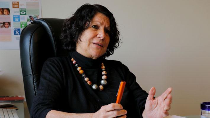 Contraloría detecta que Estela Ortiz recibió más de $3 millones mensuales de lo que correspondía por encabezar el Conain
