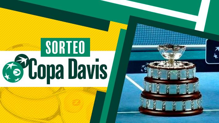 Repase el sorteo de la Copa Davis 2019: Chile conoció rivales