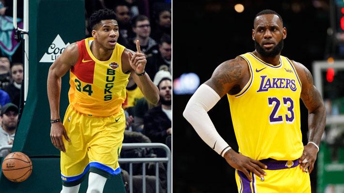 LeBron y Curry volverán a enfrentarse: Quiénes son las figuras que estarán y cuándo se realizará el All Star de la NBA