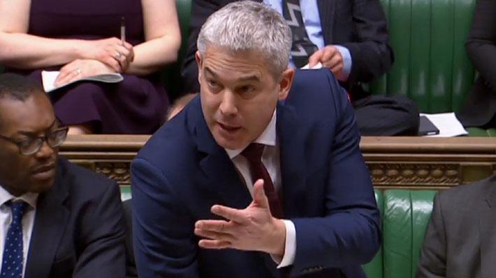 Gobierno británico insiste en que Reino Unido dejará la UE el 29 de marzo con o sin pacto