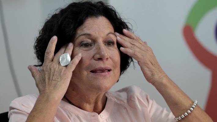 """Estela Ortiz acusa """"errores preocupantes"""" en informe de Contraloría y dice que su sueldo se ajustó a responsabilidades"""