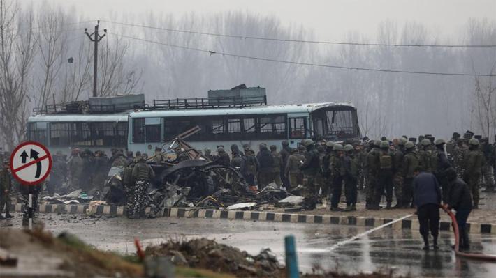 """India hará """"todo lo posible"""" por aislar a Pakistán tras atentado en Cachemira"""