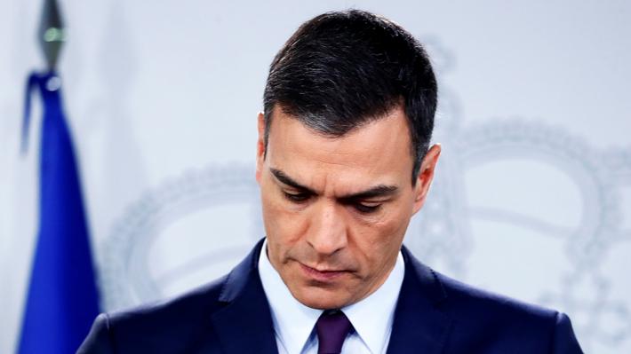 Presidente de España anuncia que las elecciones generales serán el 28 de abril
