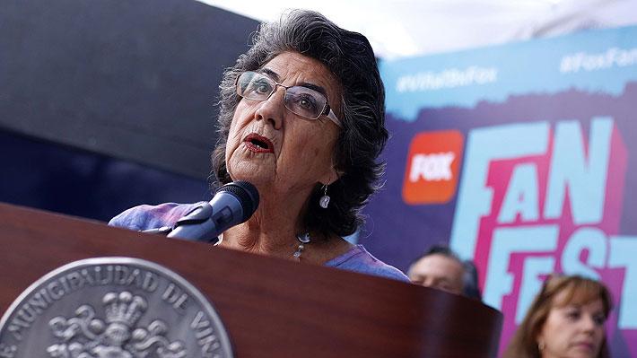 """Reginato dice estar preparada """"para competir con cualquier candidato"""" ante posible disputa con Beatriz Sánchez"""