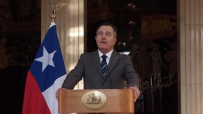 Chile subraya giro en postura de Bolivia sobre el Silala tras entrega de réplica ante La Haya