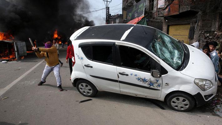 Registran protestas en algunas ciudades de India por rechazo a atentado en Cachemira
