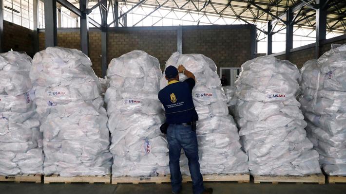 La ayuda humanitaria que Chile ofreció a Venezuela: Kit de supervivencia y botiquines con medicamentos