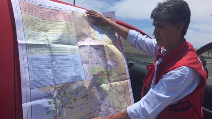 """Emergencias y """"Admisión justa"""": Ministros han visitado 36 ciudades en lo que va de febrero"""