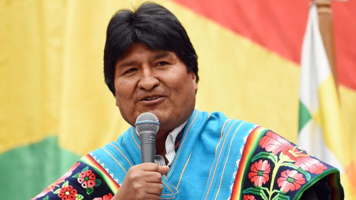 El discurso de Evo Morales que marcó el giro que Chile celebra en el juicio por el Silala en La Haya