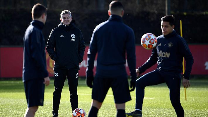 Martial y Lingard se lesionaron y a Alexis se le abre la gran chance de ser titular para duelos clave del United