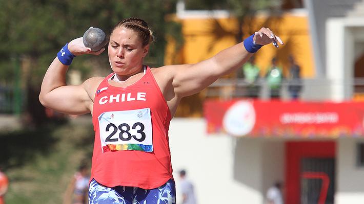 Duro golpe para Natalia Duco: Fue castigada con tres años de suspensión por dopaje y se perdería los JJ.OO. de Tokio