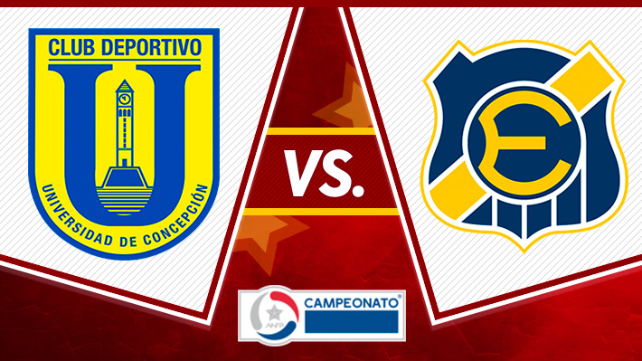 Así fue el debut de U. de Concepción y Everton en el Torneo