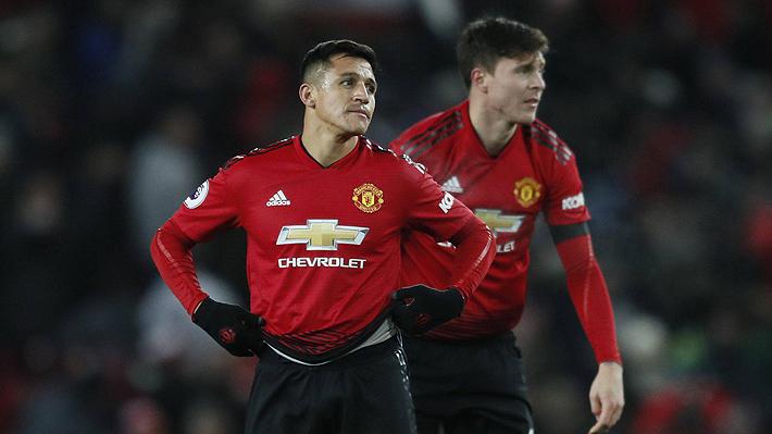 Alexis se desahoga y realiza una fuerte autocrítica por su opaco nivel en el Manchester United