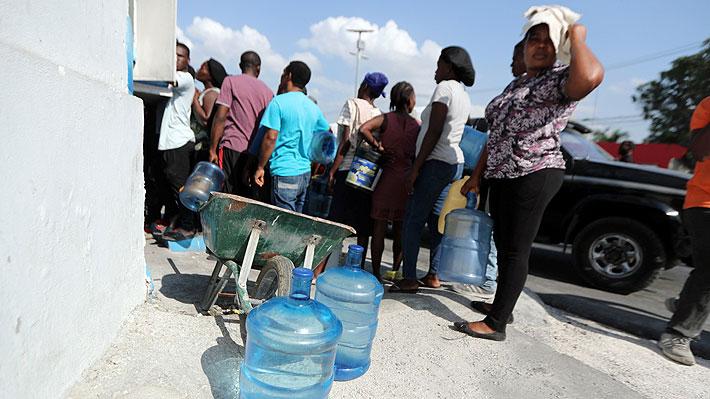 Primer ministro de Haití anuncia medidas para tratar de bajar la tensión política