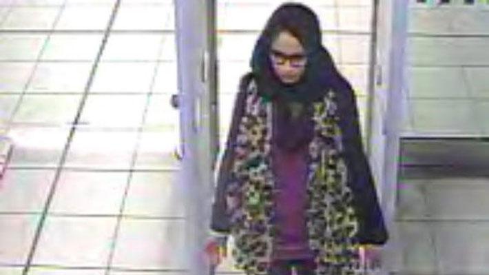 La joven británica que se unió al Estado Islámico y que busca volver a su hogar dio a luz en Siria