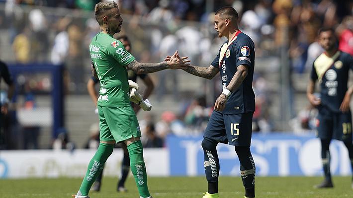 Recibió fuertes pifias y hasta le arrojaron billetes: La hostil recepción a Castillo en derrota del América ante su ex club