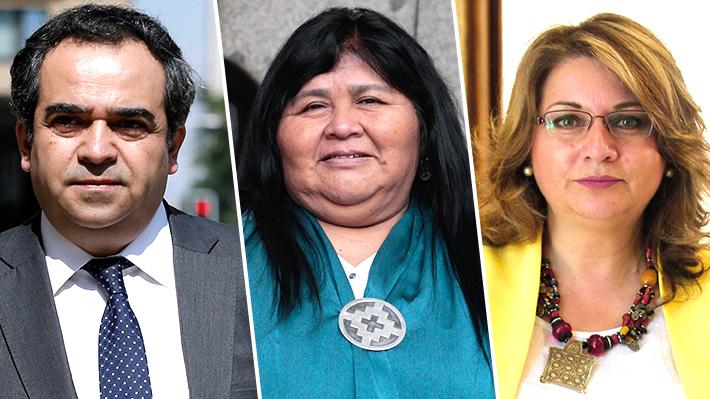 """Es """"absurdo"""" y """"estigmatiza"""": Parlamentarios opositores cuestionan a Ubilla tras asociar incendios con causa mapuche"""