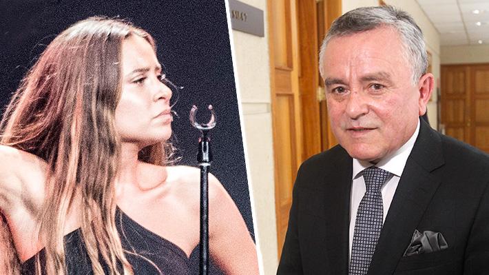 Acusan a alcalde de Puerto Varas de intentar besar a la fuerza a Camila Gallardo