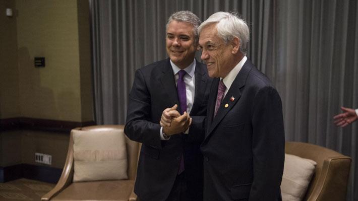 Piñera anuncia que viajará hasta frontera venezolana para participar en entrega de ayuda humanitaria