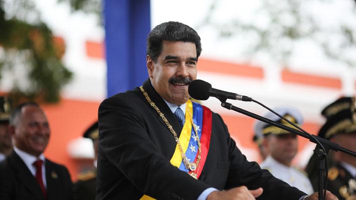 """Maduro hará """"gran concierto"""" en frontera con Colombia paralelo al evento que organiza la oposición en Cúcuta"""
