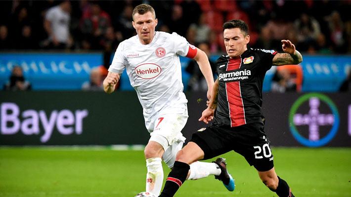 El gran momento que atraviesa Charles Aránguiz en el Bayer Leverkusen y los números que lo refrendan