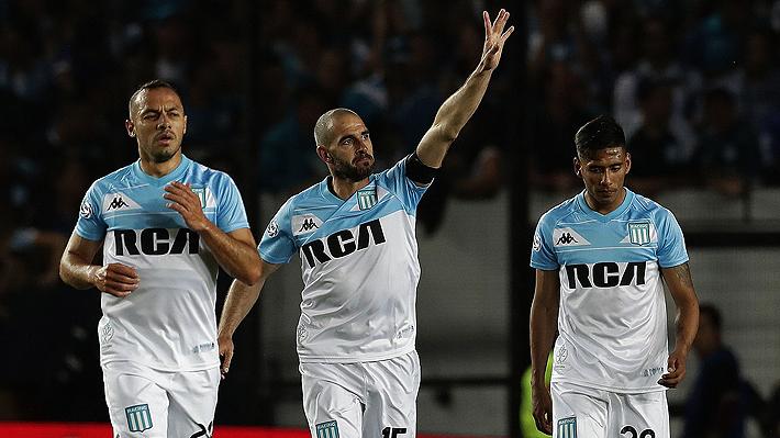 Racing cumple su tarea con goleada y la lucha por el título de Argentina con el equipo de Beccacece sigue encendida