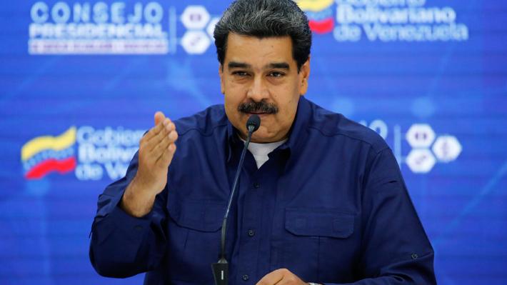 """Gobierno venezolano culpa a EE.UU. de """"cualquier perturbación"""" de paz"""