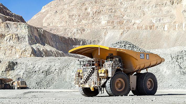 Minería informa que lluvias en la Región de Antofagasta dejaron pérdidas de US$300 millones en el sector